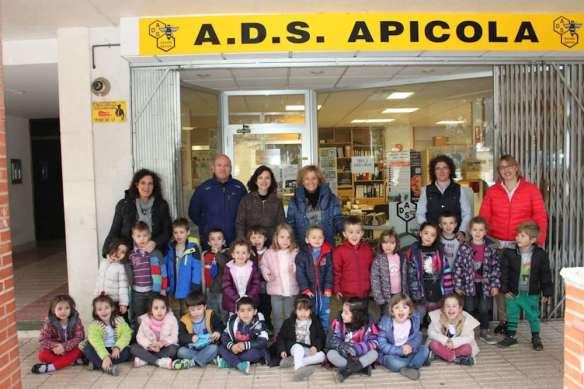 ADS Visita niños