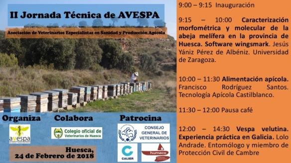 Jornada Técnica AVESPA Huesca